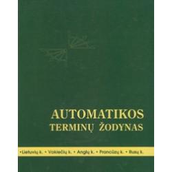 Automatikos terminų žodynas...