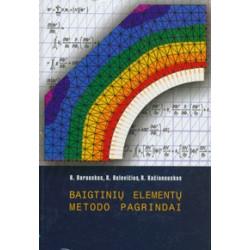 Baigtinių elementų metodo...