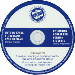 Lietuvių kalba studentams užsieniečiams: teorija ir praktika (CD)